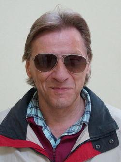 Andreas Gentz. Sprecher des Werkstattrats.