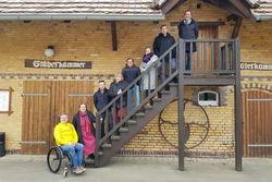 Jahrestagung des Werkstattrates mit der Geschäftsführung in Burg / Spreewald
