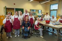 Das Team der Feinen Küche.