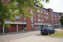 Die Hofseite der Lobedanstraße.