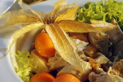 Frische Salate.
