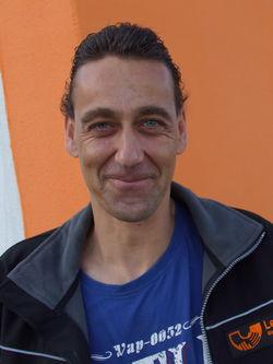 Mirko Falk. Vorsitzender des Werkstattrats.