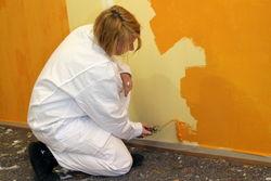 Das berufliche Angebot Malerservice.